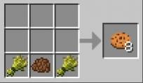 печеньки minecraft