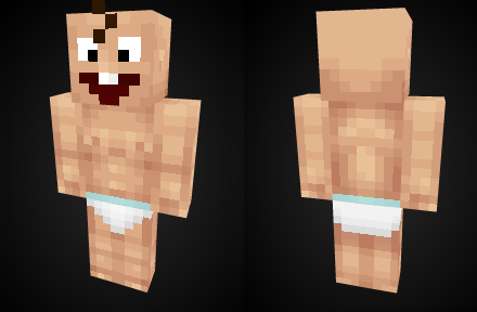 Скины по никам для Minecraft 1.8