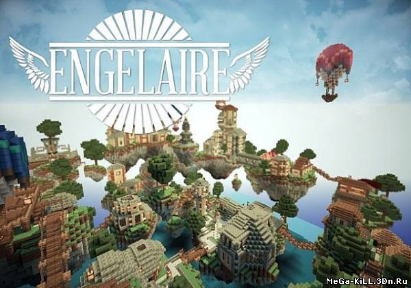 The Flying Islands of Engelaire